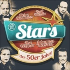 Stars der 50er Jahre - CD Audio