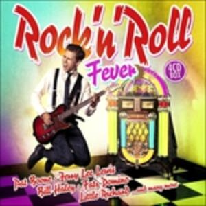 Rock'n Roll Fever - CD Audio