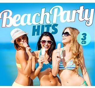 Beach Party Hits - CD Audio
