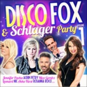 Disco Fox & Schlager - CD Audio