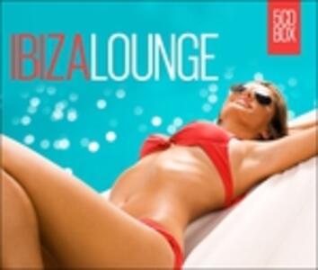 Ibiza Lounge - CD Audio