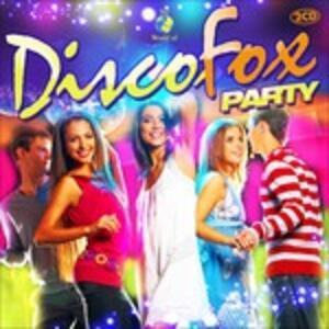 Disco Fox Party - CD Audio