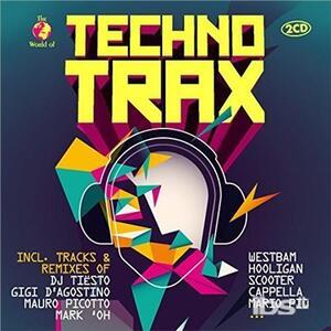 Techno Trax - CD Audio