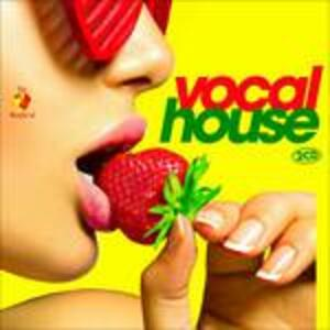 Vocal House - CD Audio