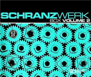 Schranzwerk 2 - CD Audio