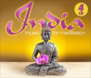 India. Music for Meditation - CD Audio