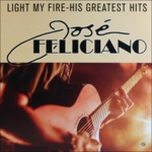 Light My Fire-His.. - Vinile LP di José Feliciano