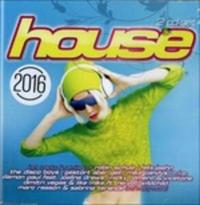 House 2016 - CD Audio