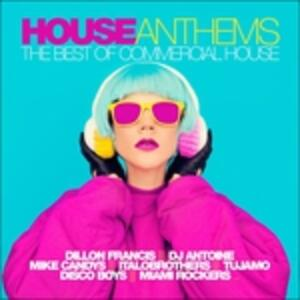 House Anthems - CD Audio
