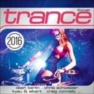 Trance 2016 - CD Audio