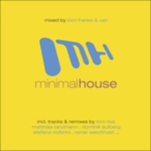Minimal House 2016 - CD Audio