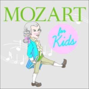 Mozart for Kids - CD Audio