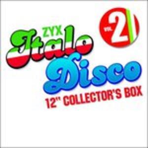"Italo Disco 12"" - CD Audio"