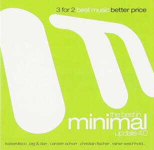 Best in Minimal Update - CD Audio