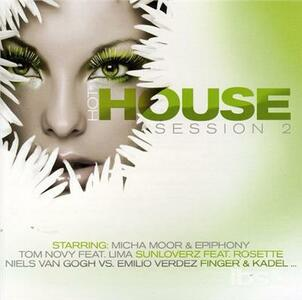 Hot House Session vol.2 - CD Audio