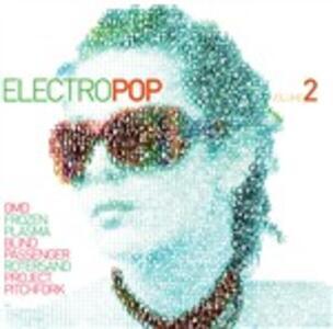 Electro Pop vol.2 - CD Audio