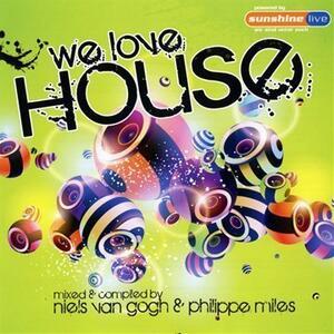 We Love House - CD Audio