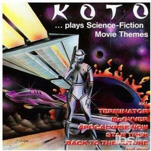 Plays Science-Fiction.. - CD Audio di Koto