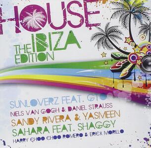 House. The Ibiza Edition - CD Audio