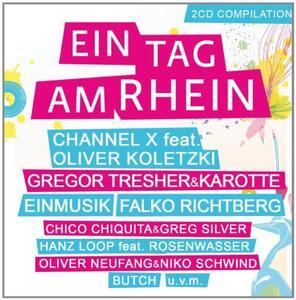 Ein Tag Am Rhein - CD Audio