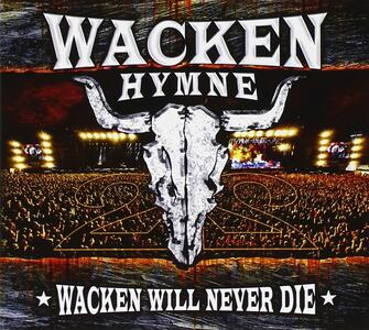 Wacken Hymne 2011 - CD Audio Singolo