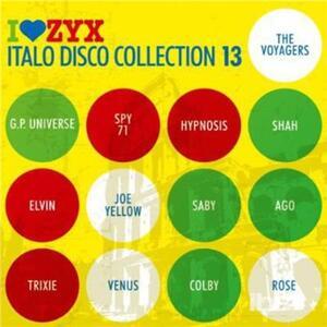 Italo Disco Collection 13 - CD Audio