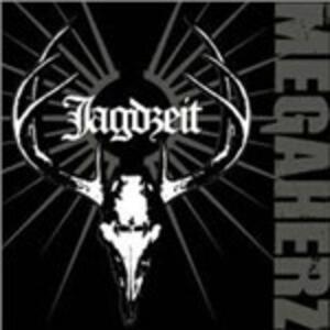 Jagdzeit - CD Audio Singolo di Megaherz