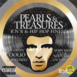 Pearls & Treasures - CD Audio