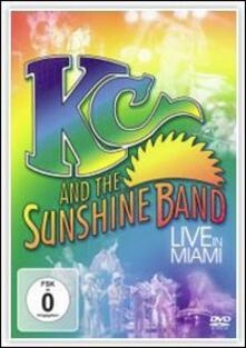 Live in Miami - DVD