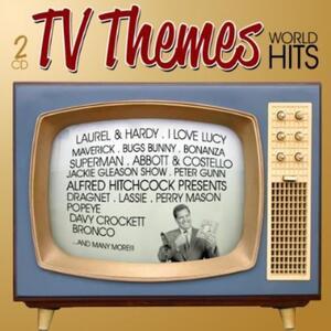 Famous TV Themes - CD Audio