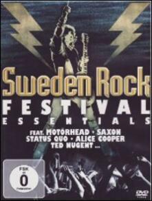 Sweden Rock. Festival Essential - DVD