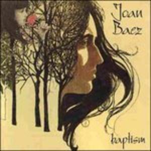 Baptism - CD Audio di Joan Baez