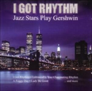I Got Rhythm - CD Audio