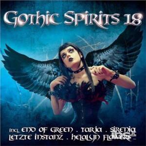 Gothic Spirits Vol.18 - CD Audio