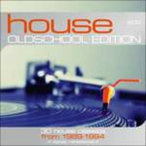 House Old School Edition - CD Audio