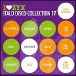 Italo Disco Collection 17 - CD Audio