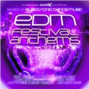 Edm Festival Anthems - CD Audio