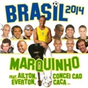 Brazil 2014 - CD Audio