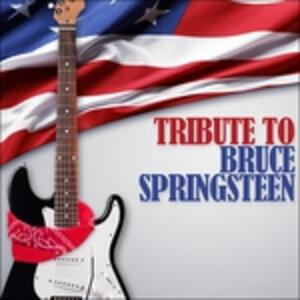Tribute to Bruce Springsteen - CD Audio