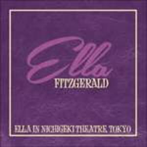 Ella in Nichigeki Theatre - Vinile LP di Ella Fitzgerald