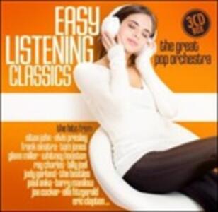 Easy Listening Classics - CD Audio