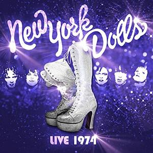 New York Dolls Live 1974 - CD Audio di New York Dolls