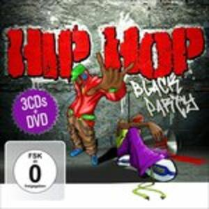 Hip Hop Black Party - CD Audio + DVD