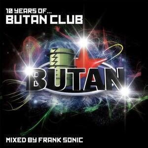 Butan Club vol.1 - CD Audio
