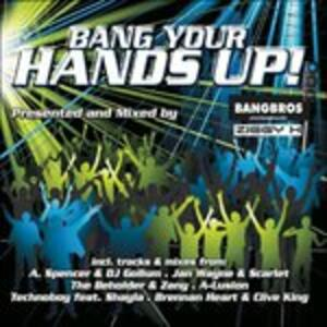 Bang Your Hands Up! - CD Audio