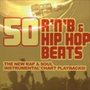 50 R&b & Hip Hop Beats - CD Audio