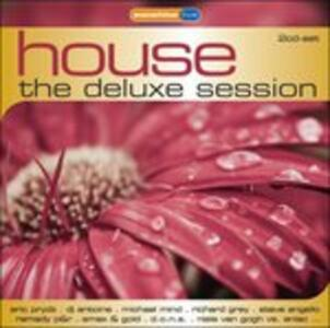 House. Deluxe Session - CD Audio