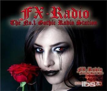 Fx Radio n.1 Gothic - CD Audio