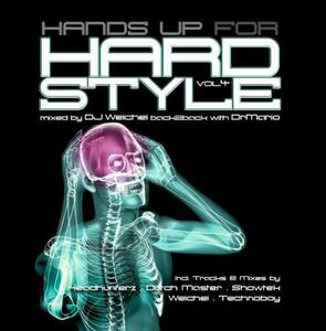 Hands Up for Hardstyle 4 - CD Audio