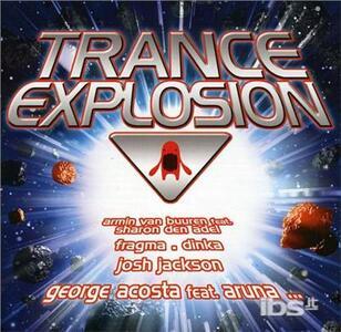 Trance Explosion - CD Audio
